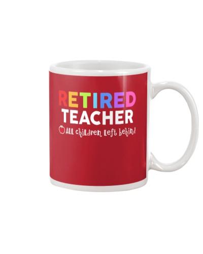 Retired Teacher - Left Behind