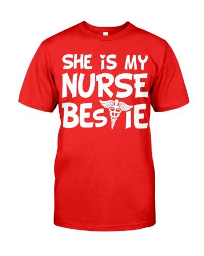 She is My Nurse Bestie