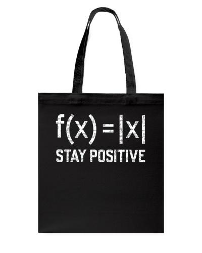 Math Teacher - Stay Positive