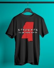 Students Be There - Mississippi Classic T-Shirt lifestyle-mens-crewneck-front-3