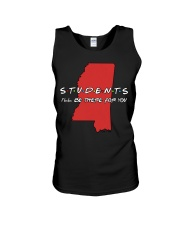 Students Be There - Mississippi Unisex Tank thumbnail
