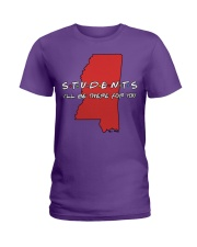 Students Be There - Mississippi Ladies T-Shirt thumbnail