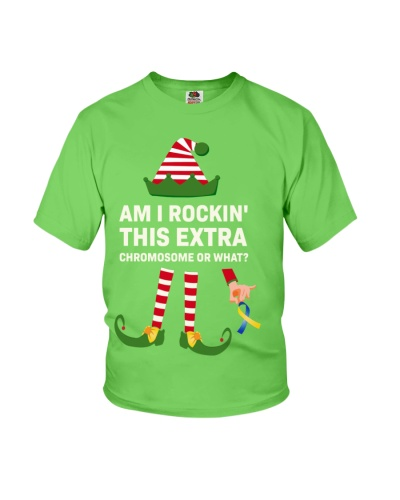 Down Syndrome -  Extra Chromosome - Christmas