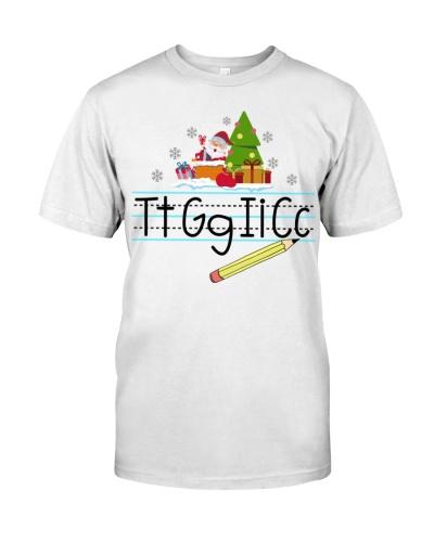 Teacher - Thank God It's Christmas