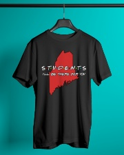 Students Be There - Maine Classic T-Shirt lifestyle-mens-crewneck-front-3