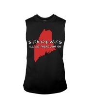 Students Be There - Maine Sleeveless Tee thumbnail