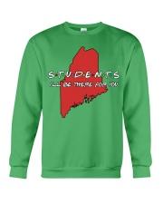 Students Be There - Maine Crewneck Sweatshirt thumbnail