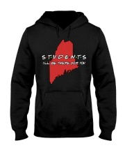Students Be There - Maine Hooded Sweatshirt thumbnail