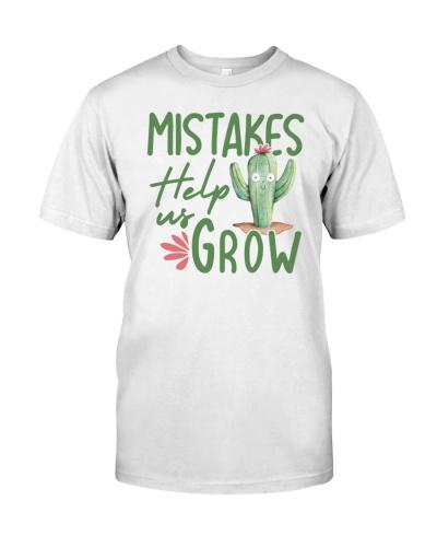 Teacher - Mistakes Help us Grow