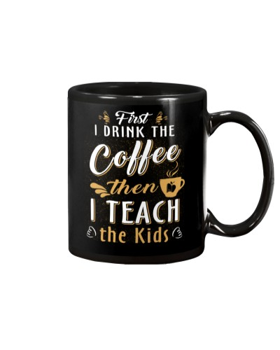 Teacher - Coffee