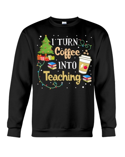 Teacher - Turn Coffee into Teaching