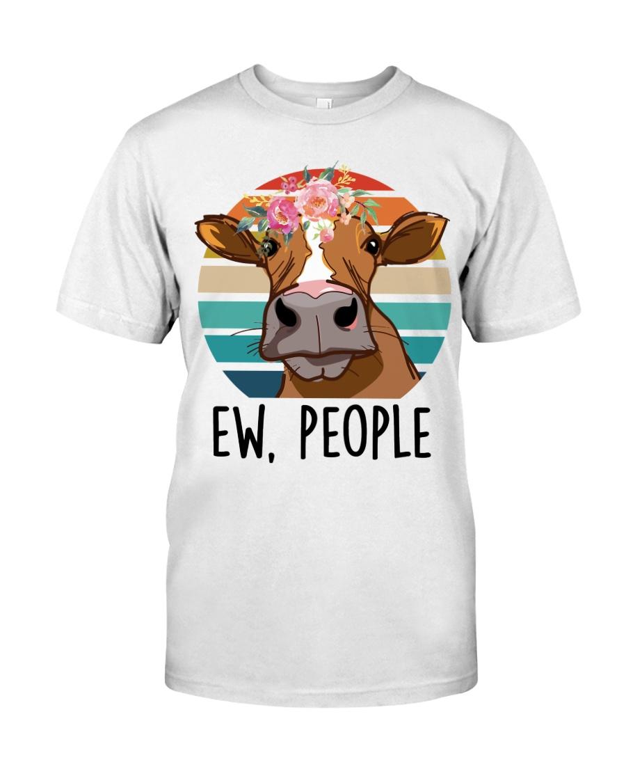Farmer - Ew People Classic T-Shirt