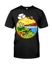 Nurse - National Nurse Week for Montana Classic T-Shirt front