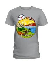 Nurse - National Nurse Week for Montana Ladies T-Shirt thumbnail
