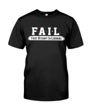Fail Meaning Classic T-Shirt tile