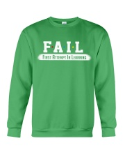 Fail Meaning Crewneck Sweatshirt thumbnail