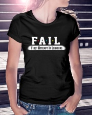 Fail Meaning Premium Fit Ladies Tee lifestyle-women-crewneck-front-7