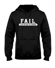 Fail Meaning Hooded Sweatshirt thumbnail