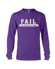 Fail Meaning Long Sleeve Tee thumbnail