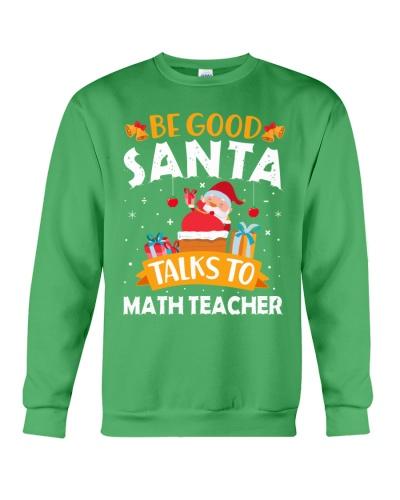 Math Teacher  - Good Santa