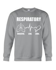 Respiratory - Breathe Crewneck Sweatshirt thumbnail