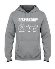 Respiratory - Breathe Hooded Sweatshirt thumbnail