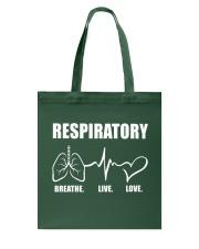 Respiratory - Breathe Tote Bag thumbnail