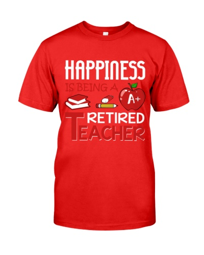Happiness - Being a Retired Teacher