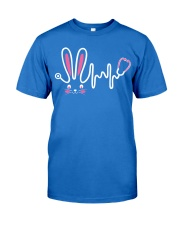 Bunny Respiratory Therapist - Easter Day Premium Fit Mens Tee thumbnail