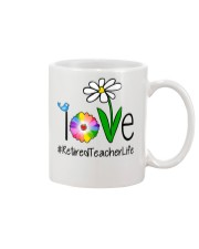 Love Retired Teacher Life Mug thumbnail