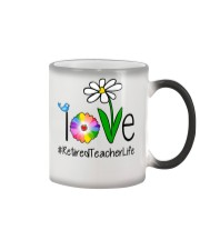 Love Retired Teacher Life Color Changing Mug thumbnail