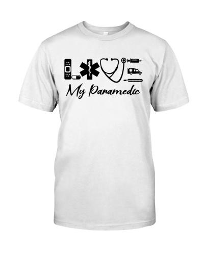 Paramedic - Love My Paramedic