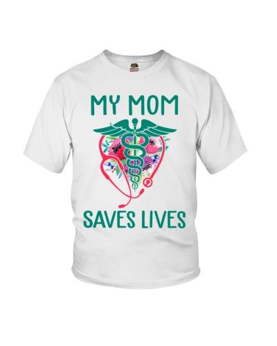 Nurse - My Mom Saves Lives