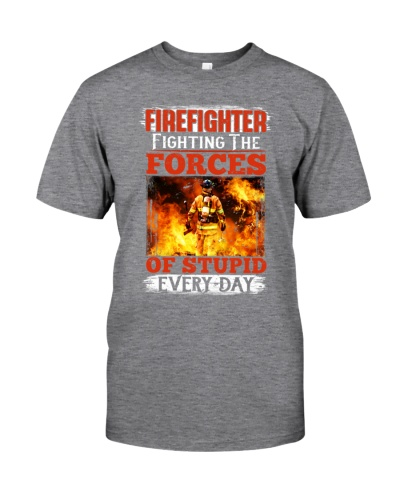 Firefighter - Fighting The Forces - Nice Gift