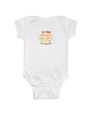 I'm Your Father's Day Gift Onesie front