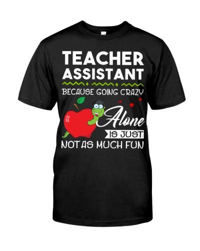 Teacher Assistant Much Fun