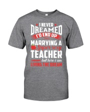 Marrying a Supersexy Teacher Classic T-Shirt tile