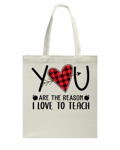 Teacher - You Are The Reason