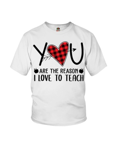 Teacher - You Are The Reason