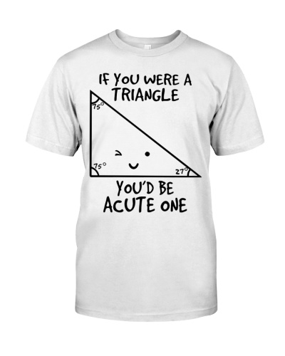 Math Teacher - Triangle