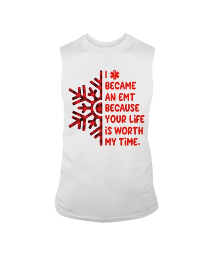 Christmas EMT - Your Life Is Worth My Time