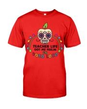 Teacher life got me feeling un Poco Loco Classic T-Shirt thumbnail