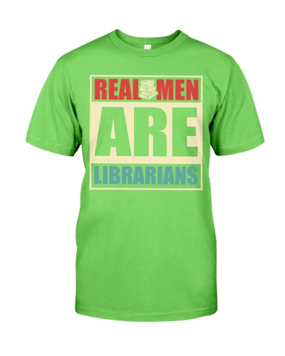 Librarian - Real Men are Librarians