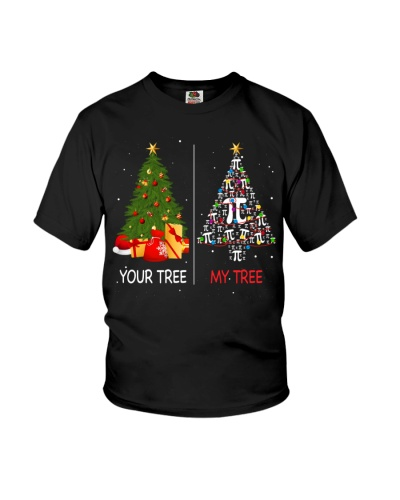 Math Teacher - Christmas Tree