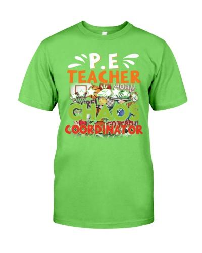 PE Teacher - Chaos Coordinator