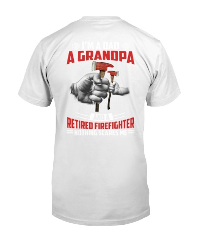 Firefighter - Grandpa Nothing Scares Me