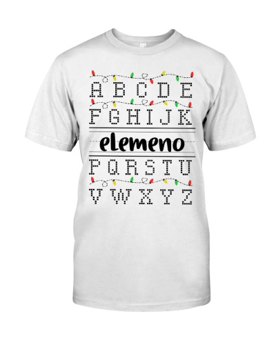 Christmas Teacher - Elemeno