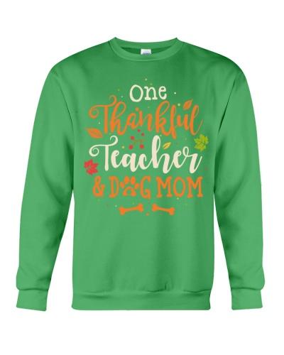 Teacher - Thankful - Dog Mom