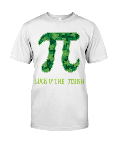 Math Teacher - Luck of the Pirish