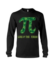 Math Teacher - Luck of the Pirish Long Sleeve Tee thumbnail